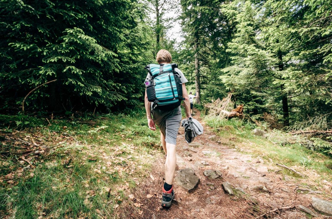 Wandern und Spazieren rund um den Hubertushof
